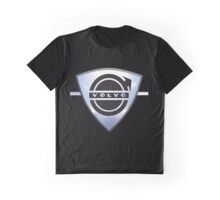 Vintage Volvo Cars Sweden Graphic T-Shirt