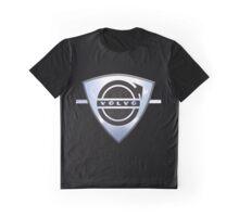 Vintage Volvo Cars Sweden Graphic T-Shirt