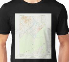 USGS TOPO Map Alaska AK Hagemeister Island D-3 355863 1948 63360 Unisex T-Shirt