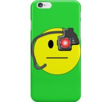 Assilmilated Smiley iPhone Case/Skin
