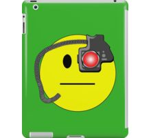 Assilmilated Smiley iPad Case/Skin