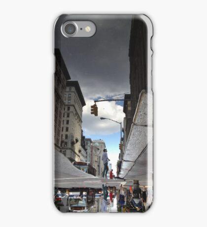 Soho Flipped iPhone Case/Skin