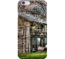 The Old Hen House iPhone Case/Skin