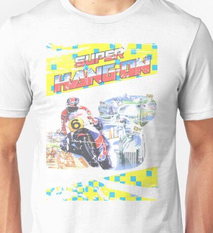 Super Hang-On Unisex T-Shirt