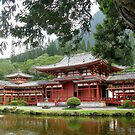 Byodo-In Temple by kenspics