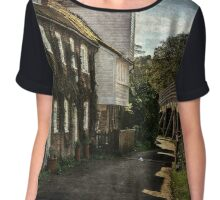 Goring on Thames Watermill Chiffon Top
