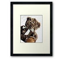 Teddy Bear Picnic Framed Print
