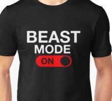 Beast Mode Activated Unisex T-Shirt