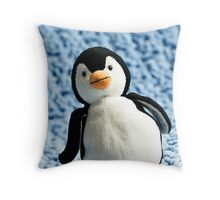 Penguin Throw Pillow