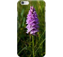 Spotted Orchid, Kilclooney, Donegal iPhone Case/Skin