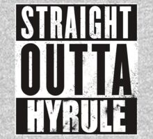 Straight Outta Hyrule Baby Tee