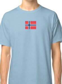 Norway Flag Products Classic T-Shirt