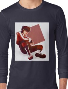 Keith [Voltron] Long Sleeve T-Shirt