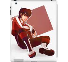 Keith [Voltron] iPad Case/Skin