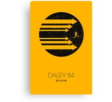 Daley 84 Canvas Print