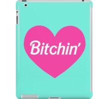 Bitchin' Barbie Pink Heart Design iPad Case/Skin