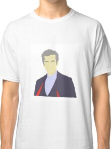 The 12th doctor - Doctor Who Classic T-Shirt