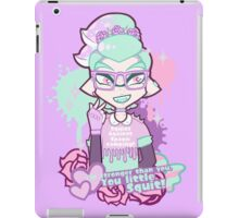 Squids against Spawncamping! iPad Case/Skin