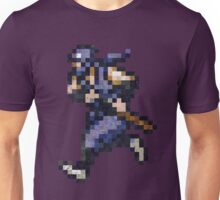 Ninja Gaiden Vintage Pixels Unisex T-Shirt