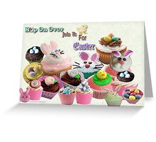 Easter Cup Cakes: Invitation ( 1261 Views) Greeting Card
