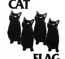 Cat Flag Bars by worshipXtribute