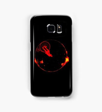 solar cycle Samsung Galaxy Case/Skin