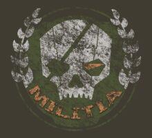 Titanfall Militia (Distressed) by Devon Matthias