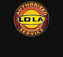 Vintage Lola Race Cars Authorized service sign Classic T-Shirt