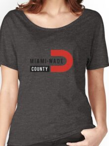 Miami Wade Women's Relaxed Fit T-Shirt