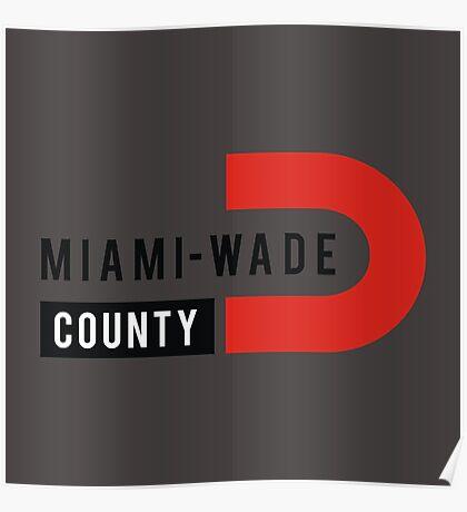 Miami Wade Poster