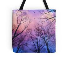 A New Day Will Dawn Tote Bag