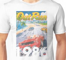Out Run Unisex T-Shirt