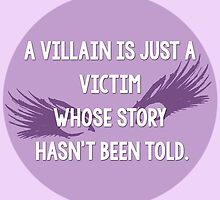 Villan is a victim by nicwise