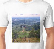 Mississippi River Valley 2 Unisex T-Shirt
