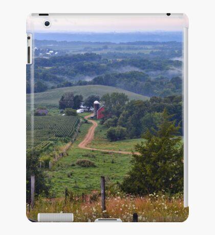 Mississippi River Valley 2 iPad Case/Skin