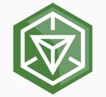 Ingress Game Logo - Green (Enlightened) by tseven