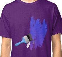 PAINT IT BLUE-2 Classic T-Shirt