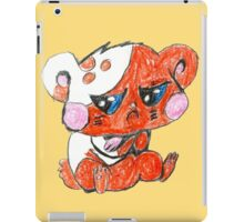 """""""I guess call it a chicken. . . """" iPad Case/Skin"""