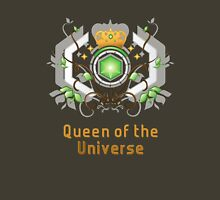 Queen of the Universe Womens Fitted T-Shirt
