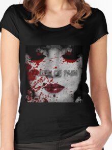 Queen of Pain Women's Fitted Scoop T-Shirt