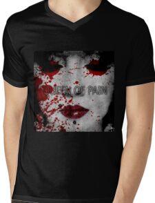 Queen of Pain Mens V-Neck T-Shirt