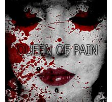 Queen of Pain Photographic Print