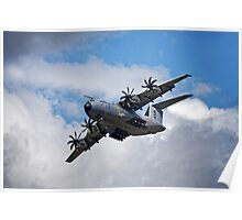 Airbus Military A400M Poster