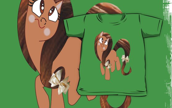 My Pony Tshirt                                                  (6640 Views) by aldona
