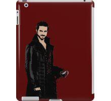 Captain Hook: Killian Jones iPad Case/Skin
