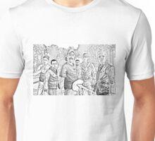 The Walking Dead Game Cast Unisex T-Shirt