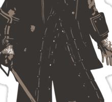 Minimalist Haytham Kenway from Assasins Creed III Sticker