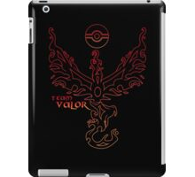TRIBAL VALOR LINEAR. iPad Case/Skin