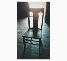Chair in Doorway One Piece - Short Sleeve