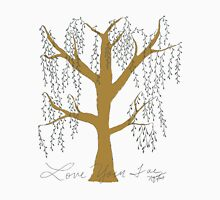 Weeping Willow in color Unisex T-Shirt
